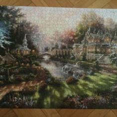 Puzzle Altele Peisaj fantastic, 1000 piese, facut si lipit, Carton, 2D (plan)