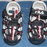 Sandale baieti Fila