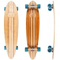 """Skateboard - Longboard D STREET Bamboo Marina 41""""/104cm"""