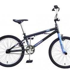 Bicicleta BMX - Bicicleta Dhs JUMPER DHS 2005-1V 2015-Negru-Verde