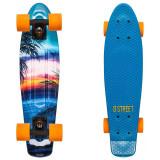 "Skateboard - Cruiser D STREET Sunset 23""/58cm"
