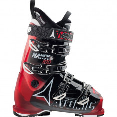 Clapari Atomic Hawx 100 Transparent Red/Black, 44, 42, 5