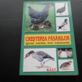 CRESTEREA PASARILOR -