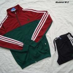 Trening/Treninguri Adidas copii/barbatesti-Model nou-Slim fit-Calitate excelenta, Culoare: Verde