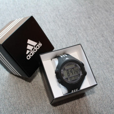 Ceas barbatesc Adidas, Sport, Quartz, Cauciuc, Alarma, Electronic - Ceas ADIDAS Questra Performance Original 100% (Cu Afisaj/NOU/Pret Importator)