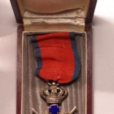 Ordinul Steaua Romaniei Cavaler pentru Militari la Cutie