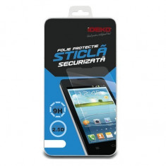 FOLIE STICLA SECURIZATA HTC DESIRE 820 / 820G TEMPERED GLASS - Folie de protectie Belkin, Anti zgariere