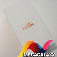 Telefon LG, Negru, Neblocat - LG G4 Leather Black MEGAGALAXY Garantie 24 Luni LIVRARE IMEDIATA