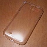 Husa TPU Samsung Galaxy S4 ( 0, 3mm grosime ) - transparenta - Husa Telefon Samsung, Gel TPU
