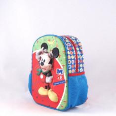Ghiozdan Mickey 3D