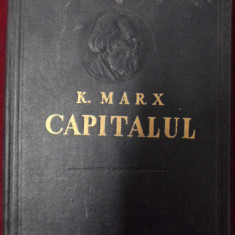 Carte Politica - Karl Marx - Capitalul, vol. 3, part. 1 - 459086