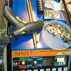 Invertor sudura - Aparat tras tabla tinichigerie auto 4000A Car Spotter. Sudura in punct