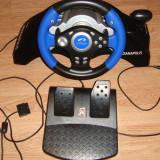 Volan cu pedale si schimbator pentru PlayStation 1 si 2