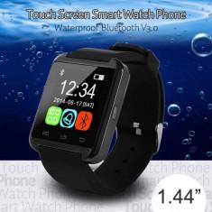 Ceas inteligent Smartwatch MyKronoz, touch screen, display 1, 44 inch, sincron. bluetooth