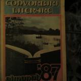 ALMANAH 87 CONVORBIRI LITERARE