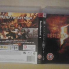Jocuri PS3, Actiune, 18+, Multiplayer - Resident Evil 5 - Joc PS3 - GameLand