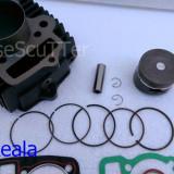 Kit Cilindru - Set Motor + Piston + Segmenti ATV  ( 107cc - 110cc ) - 52.4mm