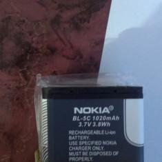 Baterie telefon, Li-ion - Acumulator Baterie BL-5c PENTRU NOKIA 5130 XpressMusic