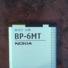 Baterie telefon, Li-ion - Acumulator Nokia BP-6MT NOKIA N81-8GB Original