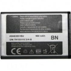 Baterie telefon, Li-ion - Acumulator Samsung La Fleur S7070 cod: AB463651B / AB463651BA / AB463651BE / AB463651BEC / AB463651BU