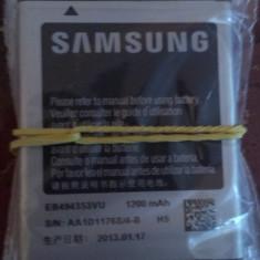Baterie telefon, Li-ion - Acumulator Samsung C6712 Star II DUOS, Galaxy 551, Galaxy Mini S5570, I5510, S5250 COD EB494353V / EB494353VA / EB494353VU