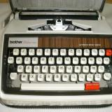 Masina de scris Brother Deluxe 1350(lipsa una tasta)