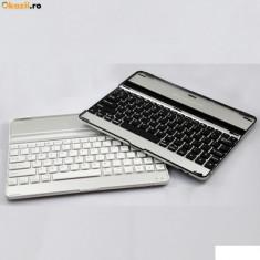 Tastatura externa bluetooth iPad 2 iPad 3 alba - Tastatura tableta