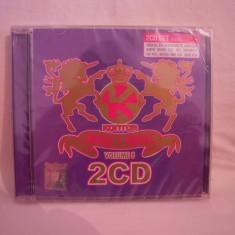 Vand dublu-cd Kontor House Of House-vol 8, original, sigilat - Muzica House roton