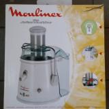 Storcator de fructe si legume MOULINEX JU500 600W