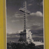 BUCEGI CRUCEA EROILOR - Carte Postala Romania 1904-1918, Necirculata
