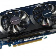 Placa video resigilata GIGABYTE GF GTX460 OC 1GB 256bit DDR5 - Placa video PC Gigabyte, PCI Express, 256 MB, nVidia