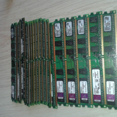 Memorie 1Gb DDR2 533 (4200) pentru calculator - GARANTIE scrisa 12 LUNI - Memorie RAM Kingston, 533 mhz