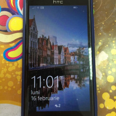 Telefon mobil HTC 8X, Albastru, Neblocat, 2G & 3G & 4G - HTC 8X Windows Phone
