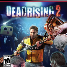 PS3 joc DEAD RISING 2 Play station 3 original ca NOU Play Station 3 - Jocuri PS3 Capcom, Actiune, 12+, Single player