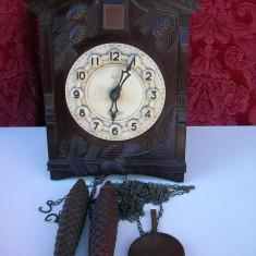 Ceasuri de perete - CEAS CU CUC RUSESC URSS Nr. 2