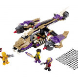 LEGO® Ninjago™ Atacul elicopterului Condrai - 70746