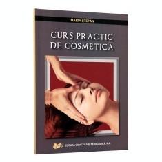 Curs practic de cosmetica - Carte tratamente naturiste