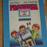Carte educativa - CC2 - FRANCEZA PENTRU CEI MICI - LILIANA BLAJOVICI - ILEANA CONSTANTINESCU - EDITIA 1993
