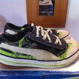 Pantofi sport puma pentru copii unisex mar.31 - Adidasi copii, Culoare: Bleu