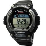 Ceas Casio barbatesc cod W-S220-1AVDF - pret vanzare 379 lei; NOU; ORIGINAL; ceasul este livrat in cutie si este insotit de garantie - Ceas barbatesc Casio, Sport, Quartz, Cauciuc, Alarma, Analog
