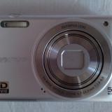 Vand camera foto Olympus VG- 130 + toate accesorile necesare - Aparat Foto compact Olympus