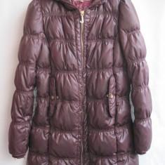 Geaca dama - Geaca de iarna groasa quilted juicy couture zara mania puffy shoulders noua mas m merge si s, mic defect magazin