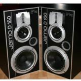 Boxe JAMO model D160 2 x 100w RMS . 2 x 160w muzical / 4-8 ohmi stare foarte buna !