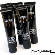 BB Cream MAC prep + prime Baza de machiaj fond de ten 40 ml factor protectie 35 spf diverse nuante nou!