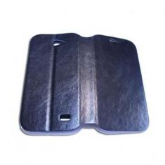 Husa ALLVIEW A5 DUO FOLIE CADOU - Husa Telefon Accessorize, Negru, Gel TPU, Cu clapeta