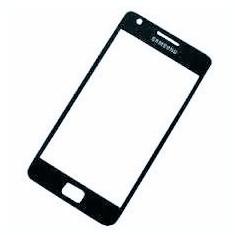 Geam Sticla Samsung Galaxy S2 i9100 Albastru - Touchscreen telefon mobil
