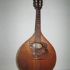 Mandolina-REGHIN 1962. Stare generala buna