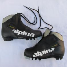 TOURING ALPINA- CLAPARI SNOWBORD, NR. 34, CA NOI, IMPECABILI, GERMANIA - Boots snowboard, Copii