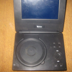 DVD Player Portabil, DVD RW, USB - DVD player defect