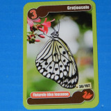 CARTONASE MEGA IMAGE - MINUNILE PLANETEI NOASTRE NR 30 - Cartonas de colectie